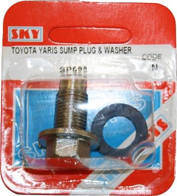 Sky Parts SP698 Car Van Automotive Accessory Hardware Toyato Sump And Washer