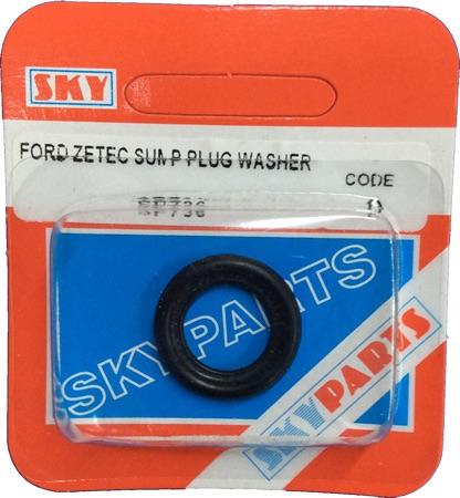 Sky Parts SP736 Car Van Automotive Accessory Hardware Zetec Sump and Washer