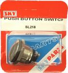Sky Parts SL218 Car Van Automotive Accessory Hardware Push On Button Switch Plated