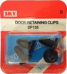 Sky Parts SP135 Car Van Automotive Accessory Hardware Door Retaining Clips
