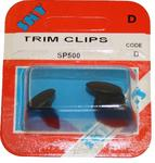 Sky Parts SP500 Car Van Automotive Accessory Hardware Trim Clips