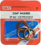 Sky Parts SP541 Car Van Automotive Accessory Hardware Peugeot, Renault Sump and Washer