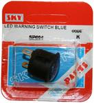 Sky Parts SP694 Car Van Automotive Accessory Hardware Warn Light Blue Led