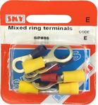 Sky Parts SP896 Car Van Automotive Accessory Hardware Mixed Ring Terminals