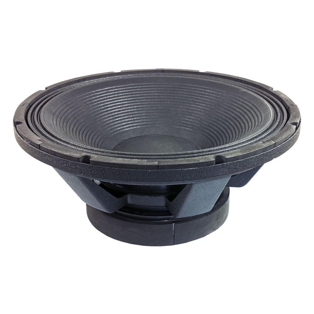 "Bassface PAW18.2 2000w 18"" 46cm 4Ohm Mid Woofer Bass Driver SQ Speaker Single"