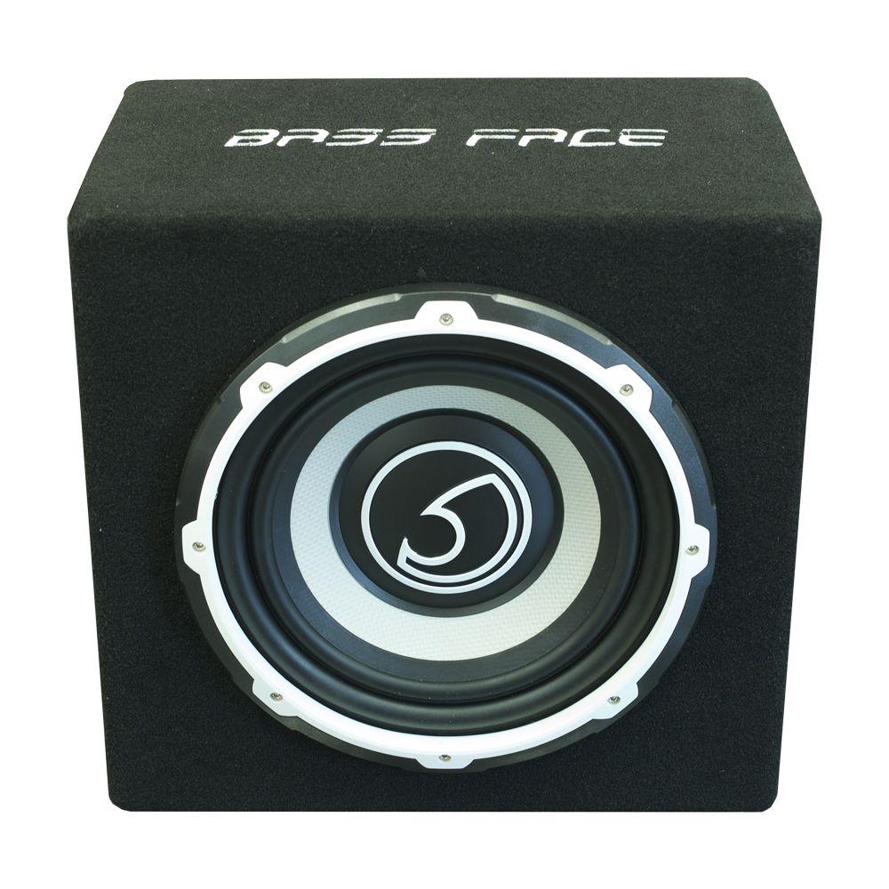 Bassface Power10 1 1000w 10 U0026quot  Inch Active Car Sub Amp