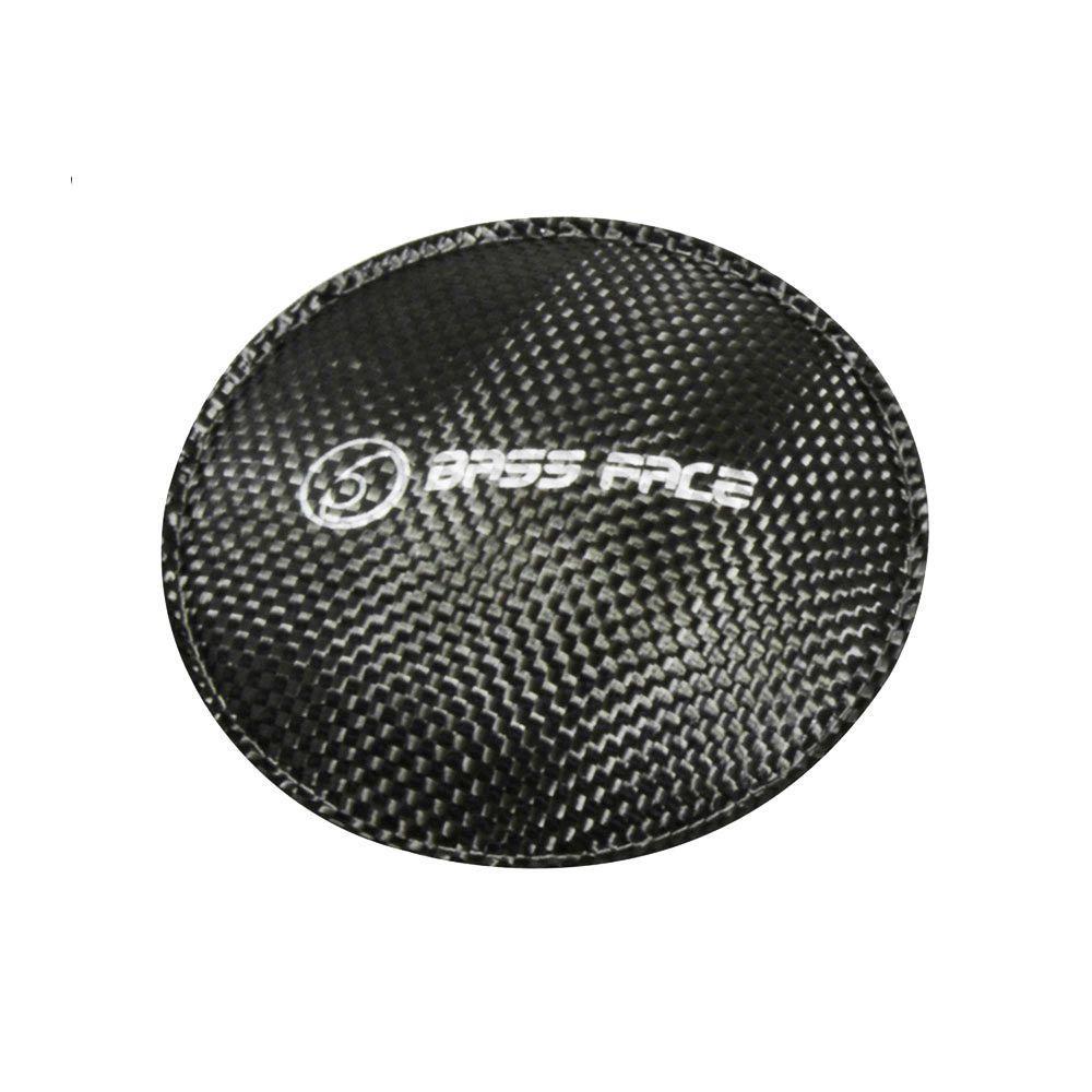 """Bassface SDC.1 Carbon Dust Cap Dustcap Sub Subwoofer Upgrade 4"""" 12cm 120mm"""