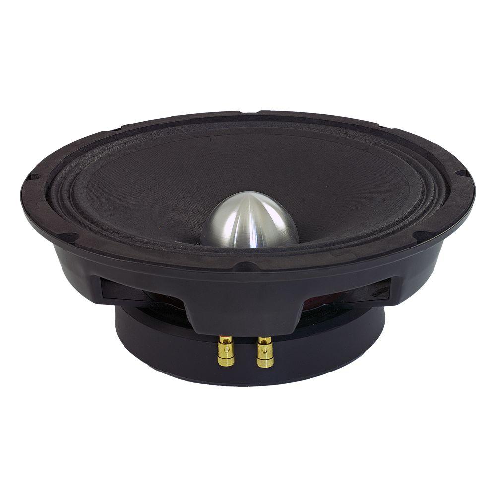 "Bassface SPL10M.1 150w 10"" 25cm 4Ohm Midrange Midbass Driver SPL Speaker Single"