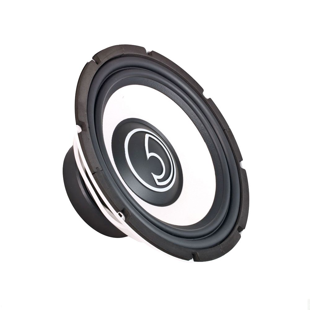 "Bassface SPL12.1 12"" Inch 30cm 1300w Car Subwoofer 4Ohm High Power Sub Woofer"