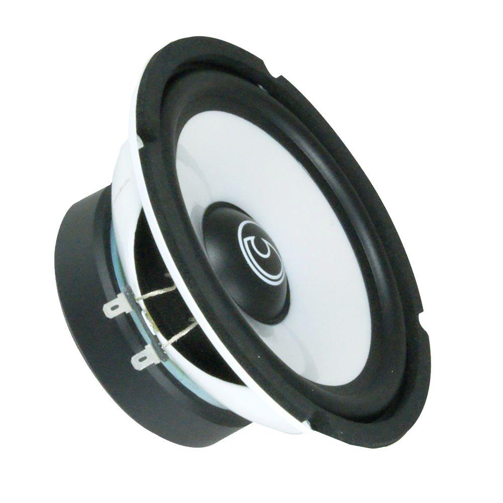 "Bassface SPL6M.3 6.5"" 16.5cm 250w 4Ohm Midbass Driver Car Door Speaker Single"