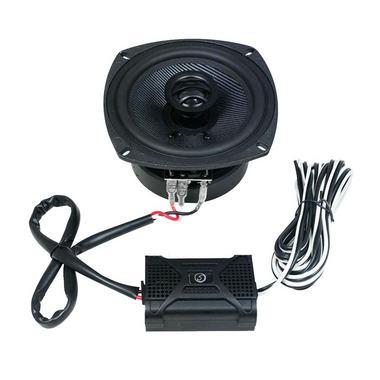 "Bassface BLACKSPL5.1 640w 5.25"" Inch 13cm SQ Coaxial 2Way Car Door Speakers Pair Thumbnail 5"