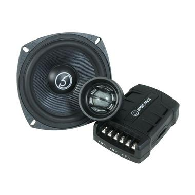 "Bassface BLACKSPL5C.1 800w 5.25"" Inch 13cm SQ Car Door Component Speaker Kit Thumbnail 3"