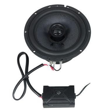 "Bassface BLACKSPL6.1 740w 6.5"" Inch 17cm SQ Coaxial 2Way Car Door Speakers Pair Thumbnail 3"