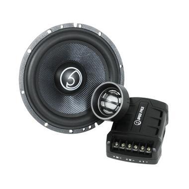 "Bassface BLACKSPL6C.1 900w 6.5"" Inch 17cm SQ Car Door Component Speaker Kit Thumbnail 3"