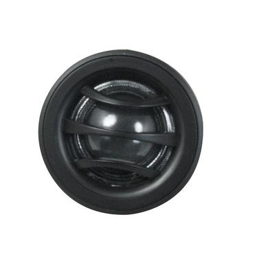 "Bassface BLACKSPLC.1T 300w 1"" Inch 25mm Silk Neodymium Dome Car SQ Tweeters Pair Thumbnail 4"