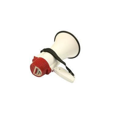 Bassface MP1.1 Portable Megaphone Speaker Loud Hailer With 400 Meter Voice Range Thumbnail 3