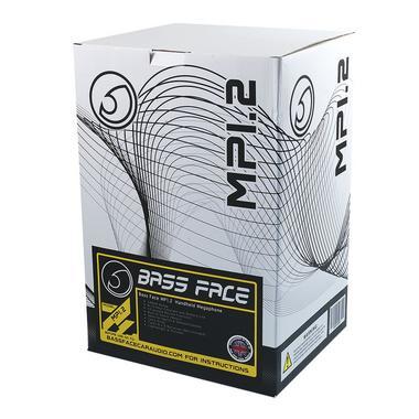 Bassface MP1.2 Portable Megaphone Speaker Loud Hailer With 500 Meter Voice Range Thumbnail 6
