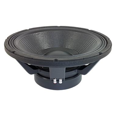 "Bassface PAW18.1 1600w 18"" 46cm 4Ohm Mid Woofer Bass Driver SQ Speaker Single Thumbnail 1"