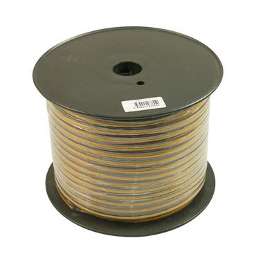 Bassface PSC12.1 75m Roll 12AWG 3.3mm 15% CCA Speaker Cable Wire 287 Strand Thumbnail 1