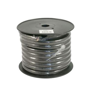 Bassface PWN00.1 OFC 00AWG 53mm+ Black Negative Wire Cable Spool 15m 5929 Strand Thumbnail 1