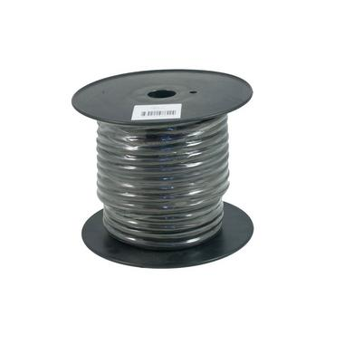 Bassface PWN4.2 OFC 4AWG 21mm Black Negative Wire Cable Spool 30m 1862 Strand Thumbnail 1