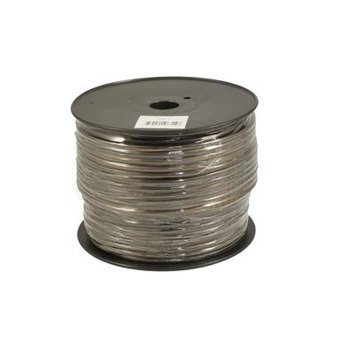 Bassface PWN8.2 OFC 8AWG 8.4mm Black Negative Wire Cable Spool 75m 728 Strand Thumbnail 1