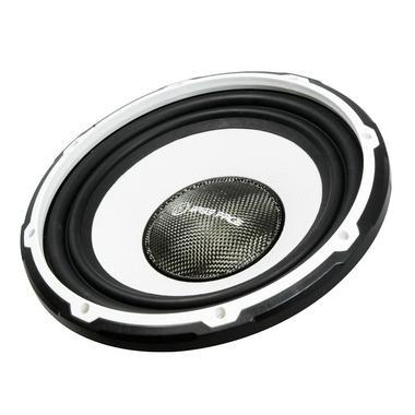 """Bassface SDC.1 Carbon Dust Cap Dustcap Sub Subwoofer Upgrade 4"""" 12cm 120mm Thumbnail 3"""