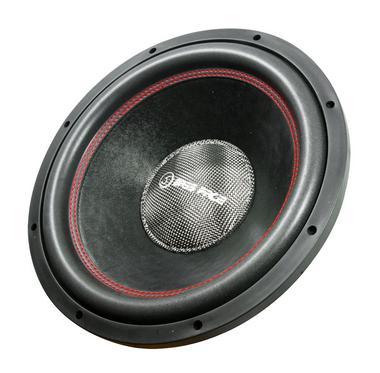 """Bassface SDC.2 Carbon Dust Cap Dustcap Sub Subwoofer Upgrade 6"""" 15cm 150mm Thumbnail 3"""
