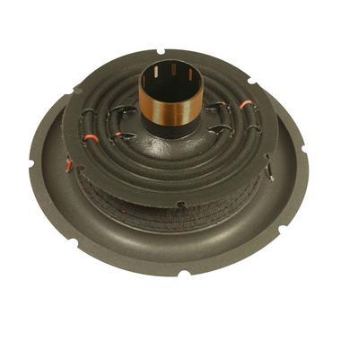 Bassface SPL10.2RC 10 Inch 25cm Car Subwoofer Recone Repair Kit 2x4Ohm DVC Thumbnail 1