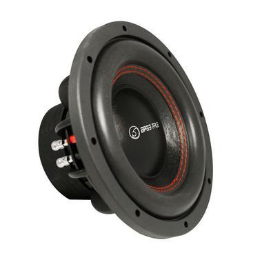 "Bassface SPL10.2 10"" Inch 25cm 1400w Car Subwoofer 2x4Ohm DVC Sub Woofer SPL SQ Thumbnail 1"