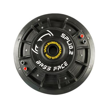 "Bassface SPL10.2 10"" Inch 25cm 1400w Car Subwoofer 2x4Ohm DVC Sub Woofer SPL SQ Thumbnail 5"