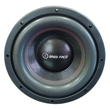 "Bassface SPL10.3 10"" Inch 25cm 1600w Car Subwoofer 2x2Ohm DVC Sub Woofer SPL SQ Thumbnail 3"