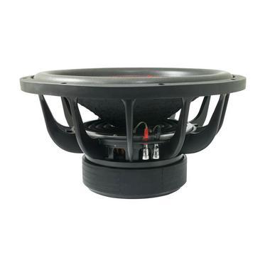 "Bassface SPL15.2 15"" Inch 38cm 4000w Car Subwoofer 2x4Ohm DVC Sub Woofer SPL SQ Thumbnail 3"