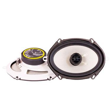 "Bassface SPL57.1 500w 5x7 6x8"" Inch 14x19cm Coaxial 2Way Car Door Speakers Pair Thumbnail 1"