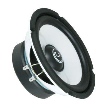 "Bassface SPL6M.3 6.5"" 16.5cm 250w 4Ohm Midbass Driver Car Door Speaker Single Thumbnail 1"