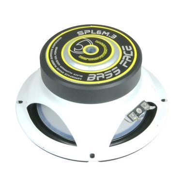 "Bassface SPL6M.3 6.5"" 16.5cm 250w 4Ohm Midbass Driver Car Door Speaker Single Thumbnail 5"