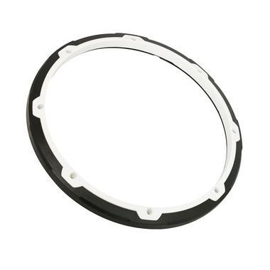 "Bassface SR10.1 10"" 25cm Subwoofer Custom Trim Finishing Surround Ring SPL10.1 Thumbnail 1"