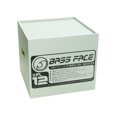 "Bassface XPL12.1 12"" Inch 30cm 7000w Subwoofer 2x2Ohm Extreme SPL SQ Sub Woofer Thumbnail 4"
