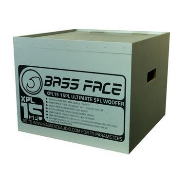 """Bassface XPL15.1SPL 15"""" Inch 38cm 10000w Subwoofer 0.7x0.7Ohm Extreme Sub Woofer Thumbnail 6"""