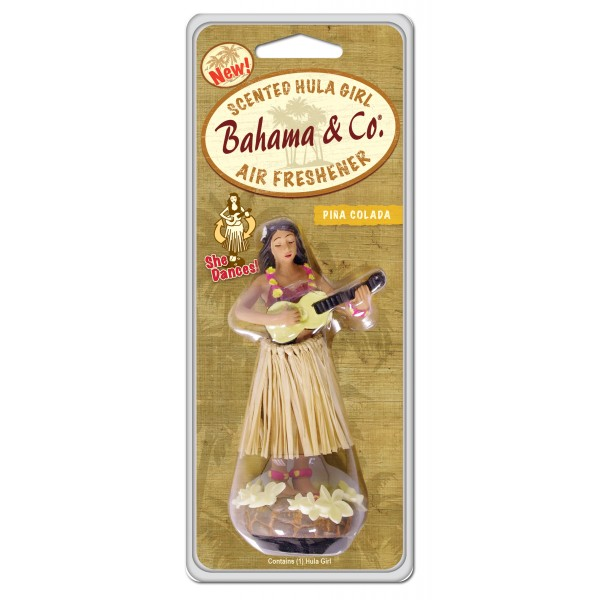 Bahama & Co. Hula Girl Pina Colada