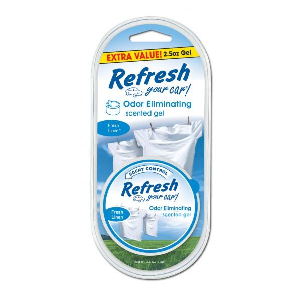 Refresh 2.5oz Gel Fresh Linen