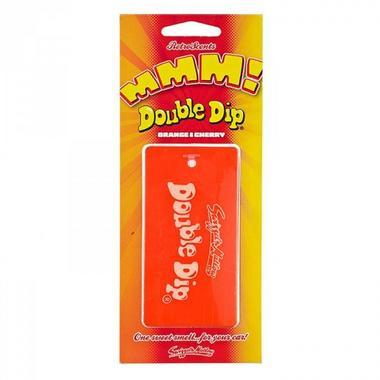 Swizzels 3D Gel Double Dip Carded Air Freshener Thumbnail 1