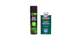 Body Filler, Sealants, Paints