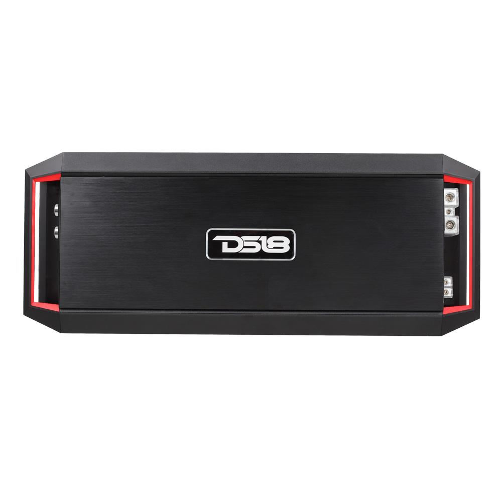 DS18 GEN-X6000.1D Car Audio 1 Channel Monoblock 6000 Watt Class D Amp Amplifier