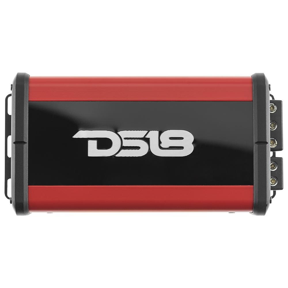 DS18 ATOM1 In Car Audio 1 Channel Monoblock 650 Watts RMS Amp Amplifier