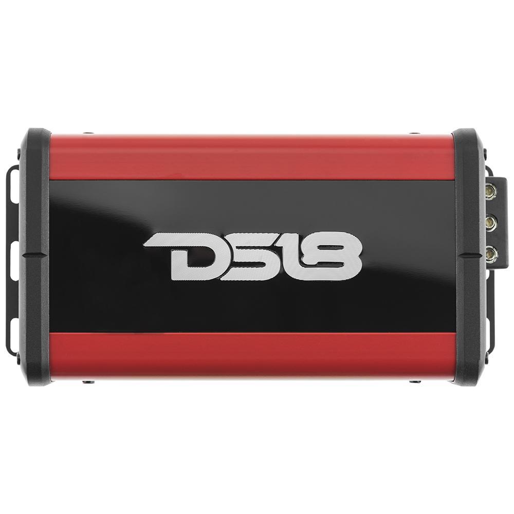DS18 ATOM4 Car Audio 4 Channel Nano 500 Watt RMS Amp Amplifier