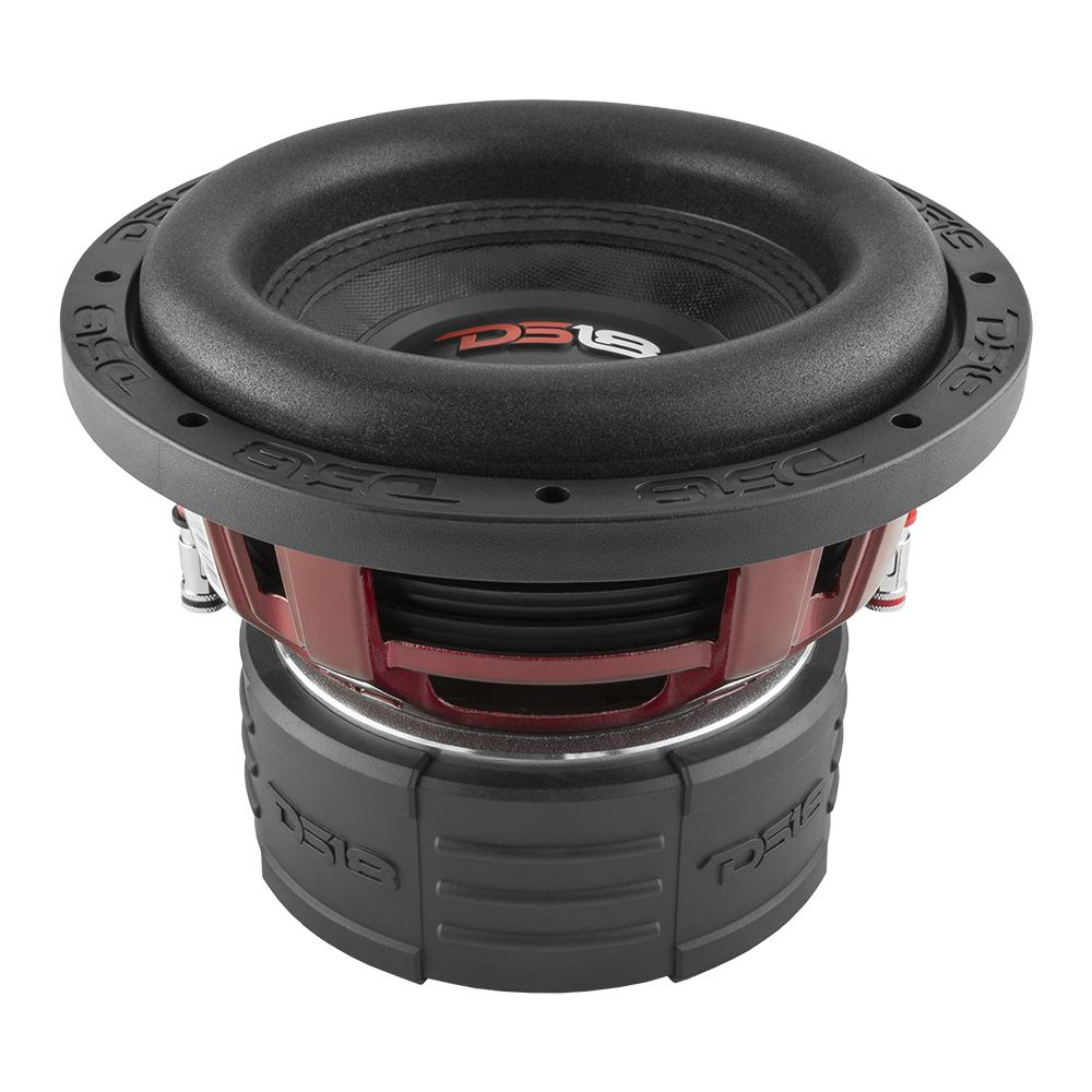 DS18 EXL-X8.2D In Car Audio 2 Ohm DVC 1200 Watt SPL SQ Sub Subwoofer