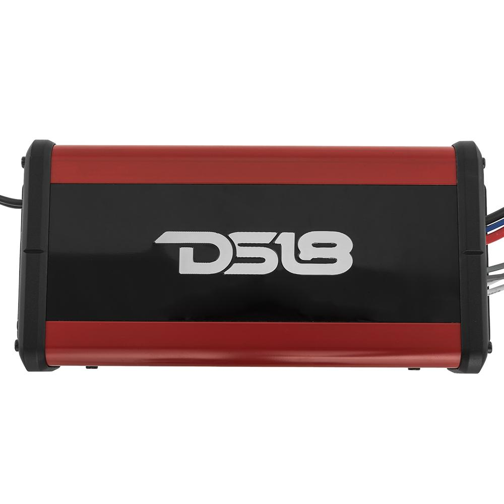 DS18 NXL-N2 In Car Audio 2 Channel 300 Watts Marine Grade Amp Amplifier