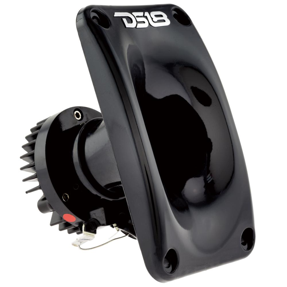 "DS18 PRO-DKN25 Car Audio In Car 1"" Inch Neodymium 120 Watts Horn Driver"