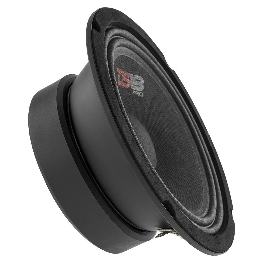 """DS18 PRO-GM6SE In Car Audio Mid Range Bass 6"""" 480 Watt 8 Ohm Speaker"""
